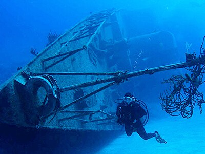Cayman Brac Real Estate Pictures - Shipwreck
